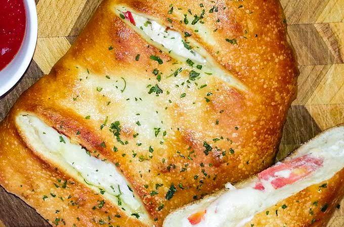 Chorizo Calzone