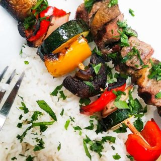 Beef Shish Kabob Recipe in Under 30 Minutes