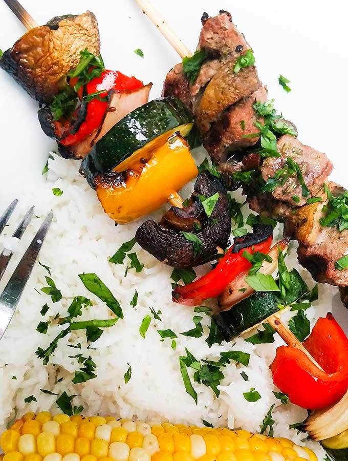 Beef Shish Kabob Recipe