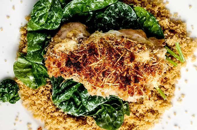 30 minute chicken couscous dinner