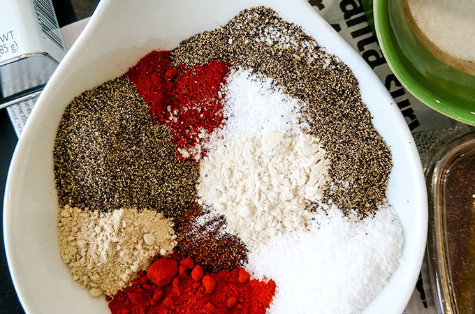 Blackening Seasoning Mix Recipe