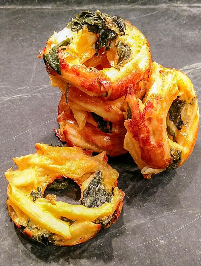 how to make macaroni bites