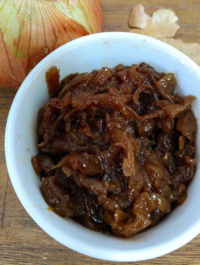 how to cook liver and onions in slow cooker