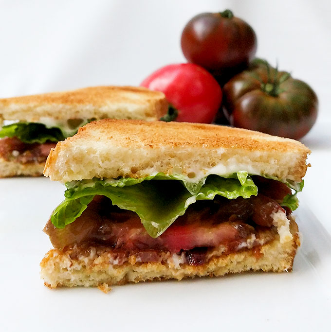 Best Blt Sandwich Recipe With A Twist On The Go Bites