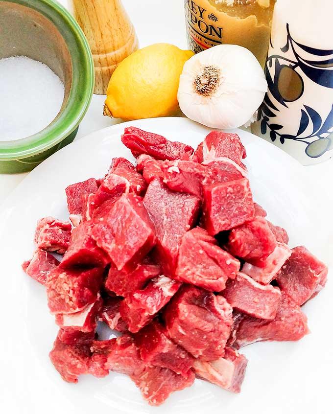 shish kabob sausage how to cook