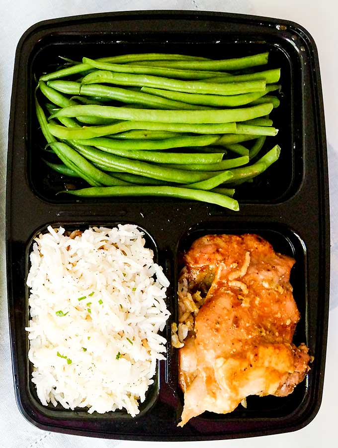Honey Dijon Chicken Recipe For Easy Weeknight Meal On The Go Bites
